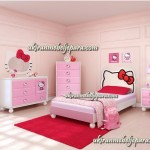Set Kamar Hello Kitty